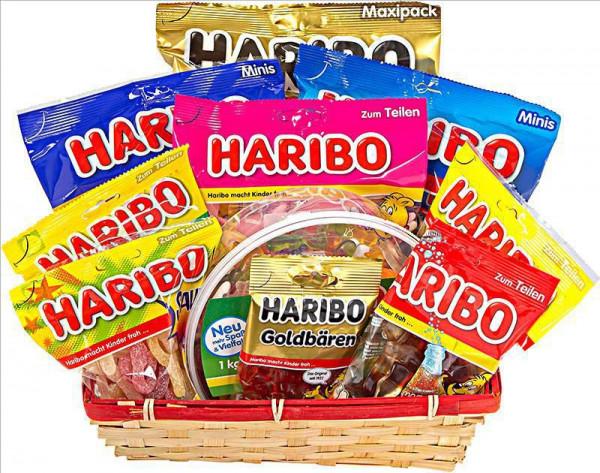 Präsente Haribo