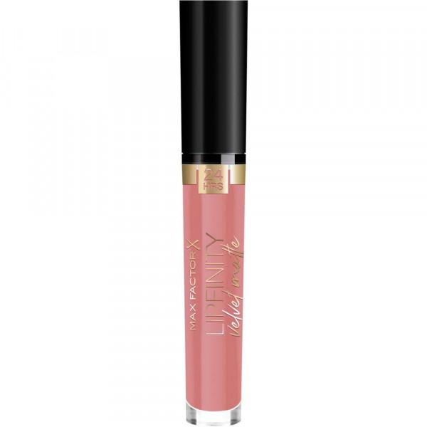 Lippenstift Lipfinity Velvet Matte, Cool Coral 030