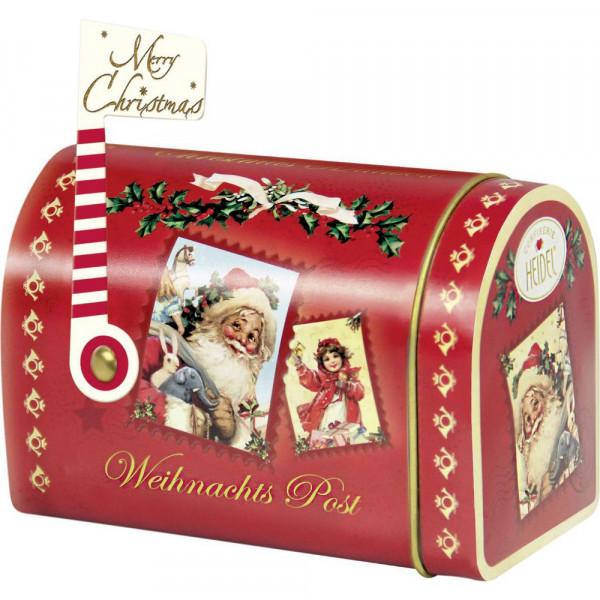 """Schokolade """"Weihnachts-Mailbox"""""""