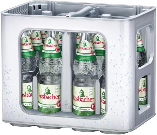 Mineralwasser, Klassik (12 x 0.7 Liter)