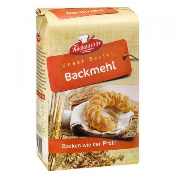 Backmehl Type 550