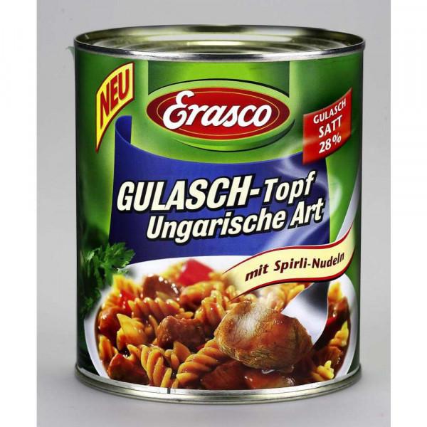 Ungarischer Gulasch-Topf
