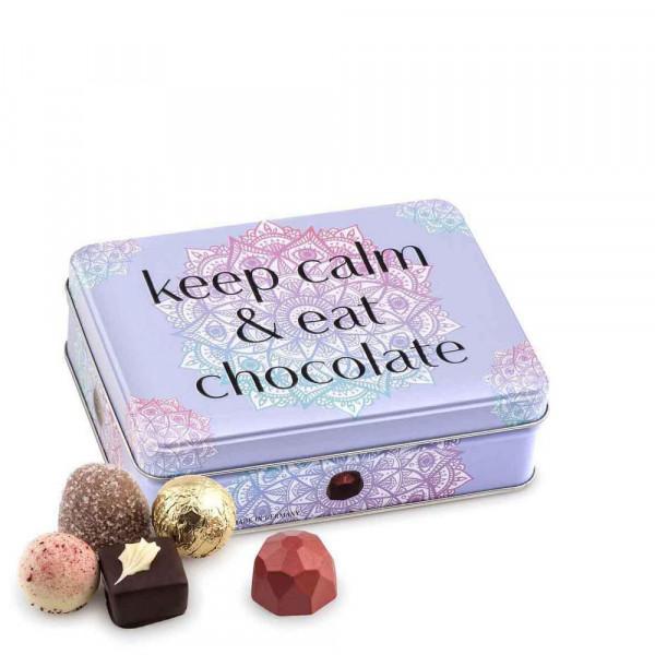 """Schokolade """"Keep calm"""""""