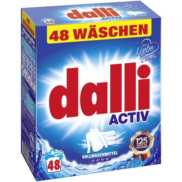 Vollwaschmittel Pulver, Active