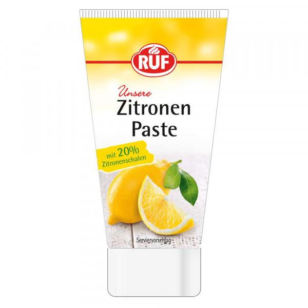 Aromapaste, Zitrone