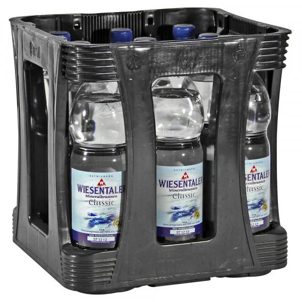 Aktiv Mineralwasser mit Kohlensäure (12 x 0.7 Liter)