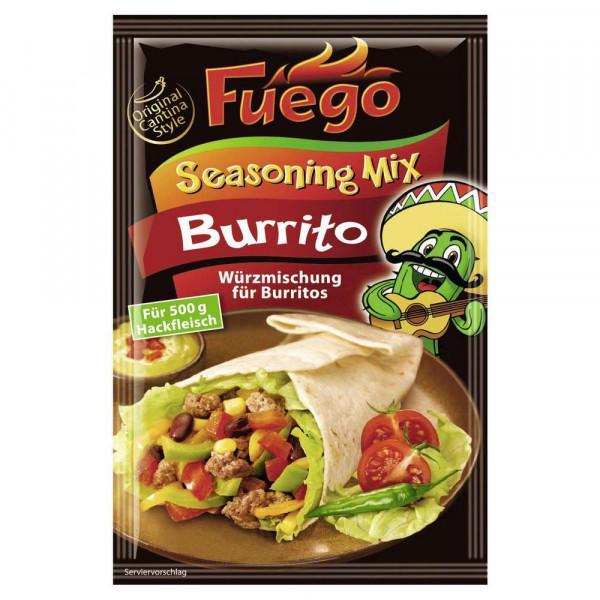 Würzmischung Seasoning Mix, Burrito