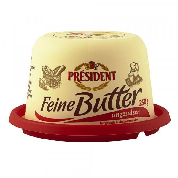 Feine Butter, ungesalzen