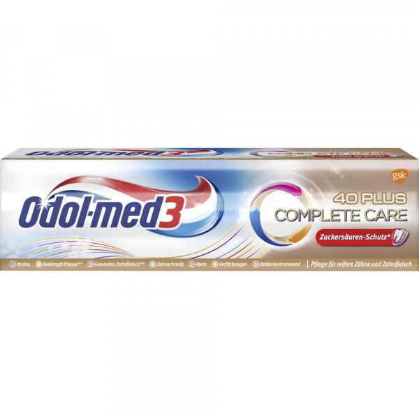 Zahncreme, Complete Care