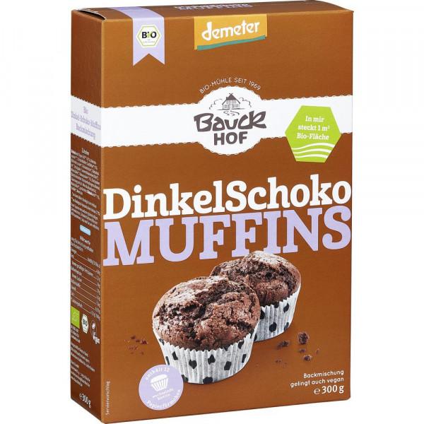 Demeter Bio Dinkel-Schoko-Muffins