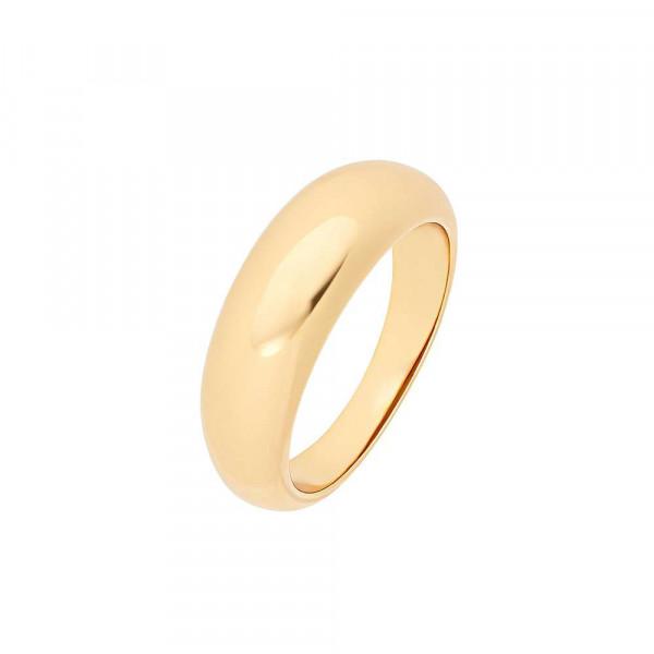 Damen Ring aus Silber 925, vergoldet (4056874024617)