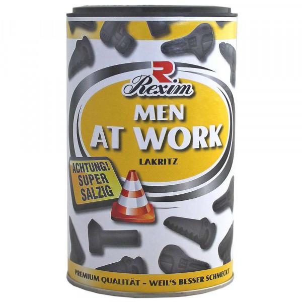 """Lakritz """"Men at work"""""""