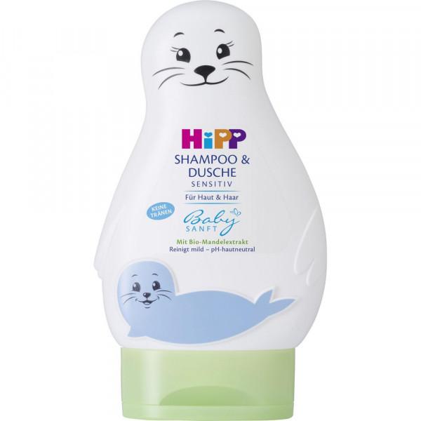 """Shampoo & Dusche """"Babysanft"""", sensitiv"""