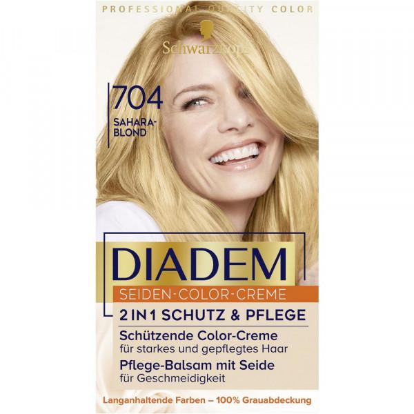 """Haarfarbe """"Diadem"""", 704 Saharablond"""