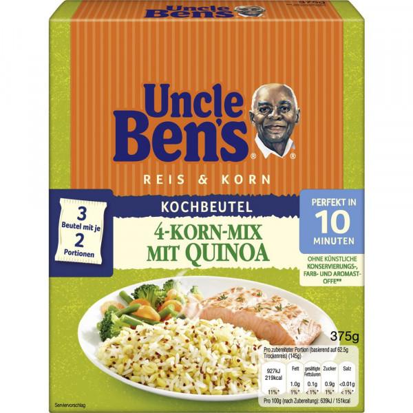 4-Korn-Mix mit Quinoa