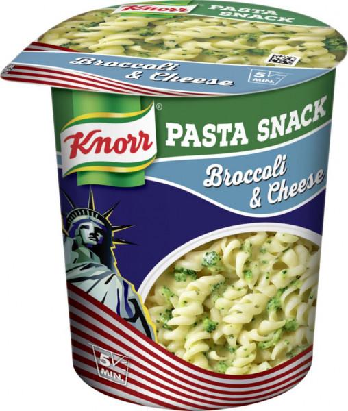 Pasta-Snack, Broccoli & Cheese