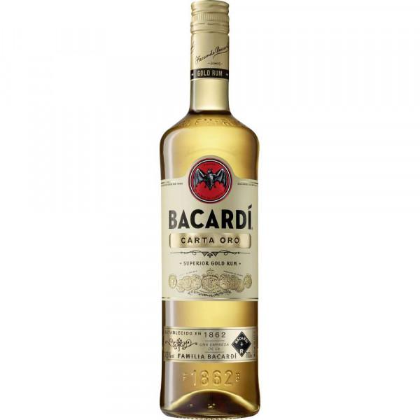 Carta Oro Gold Rum 37,5%