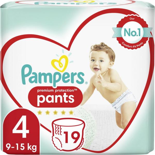 Windeln Premium Protection Pants Gr. 4, 9-15kg