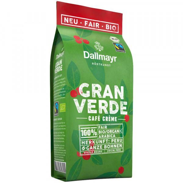 Kaffee-Bohnen Granverde Bio