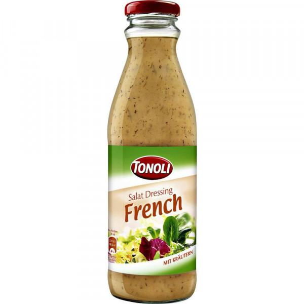 Salatdressing, French