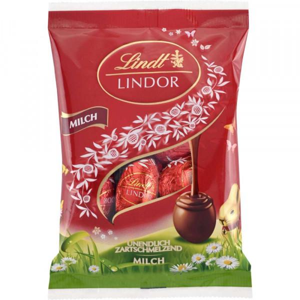 "Schokoladen-Ostereier ""Lindor"", Vollmilch"