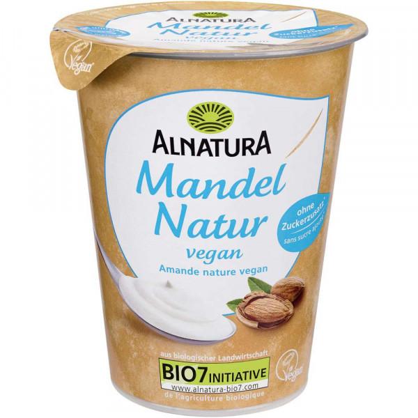 Mandel Joghurtalternative Natur, vegan