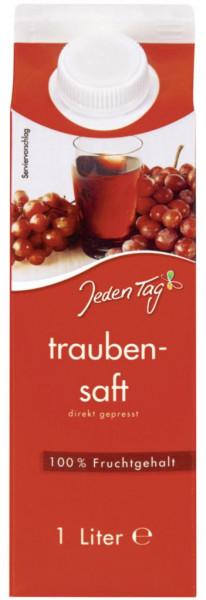 Traubensaft 1L Tetra