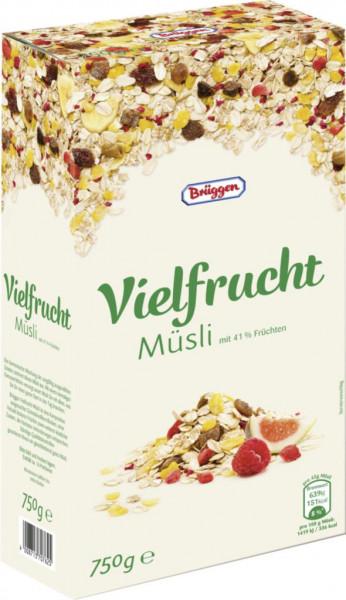 Müsli, Vielfrucht