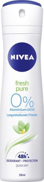 Anti-Transpirant Deo Spray, PureFresh Women