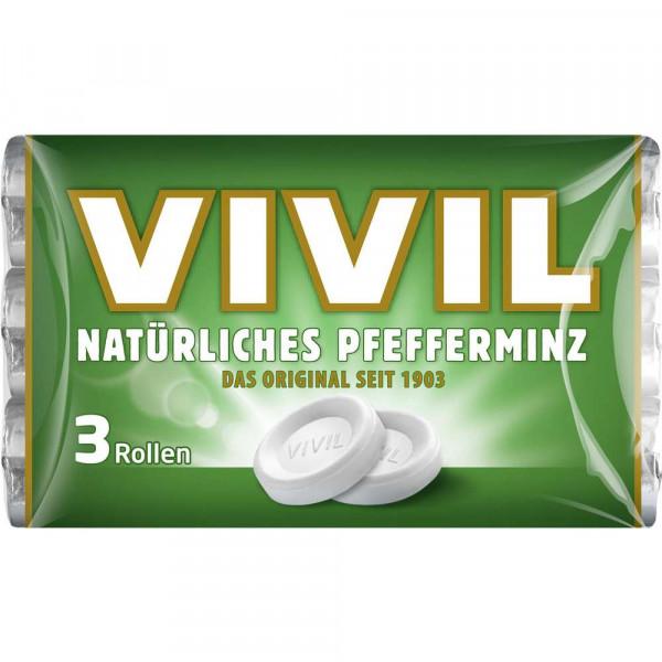 Natürliches Pfefferminz, Multi-Pack