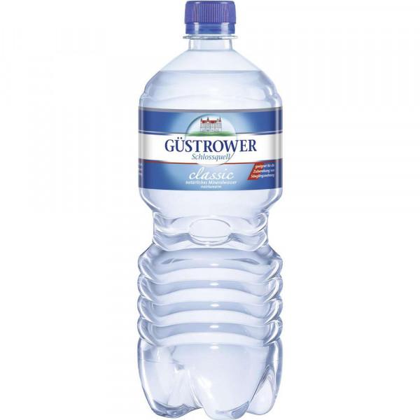 Schlossquell Mineralwasser, Classic