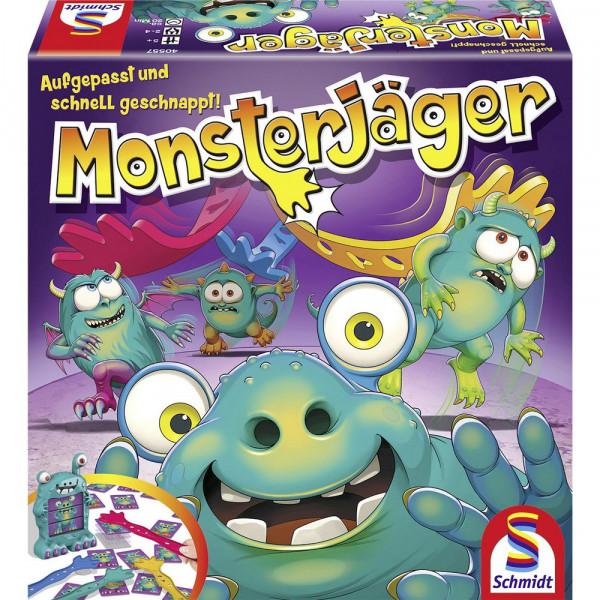 "Reaktionsspiel ""Monsterjäger"""