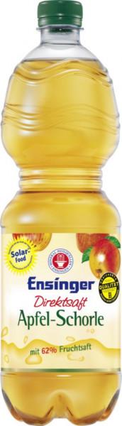 Direktsaft Apfelschorle (9 x 1 Liter)