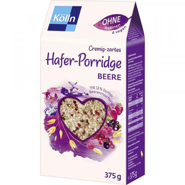 Hafer-Porridge, Beere