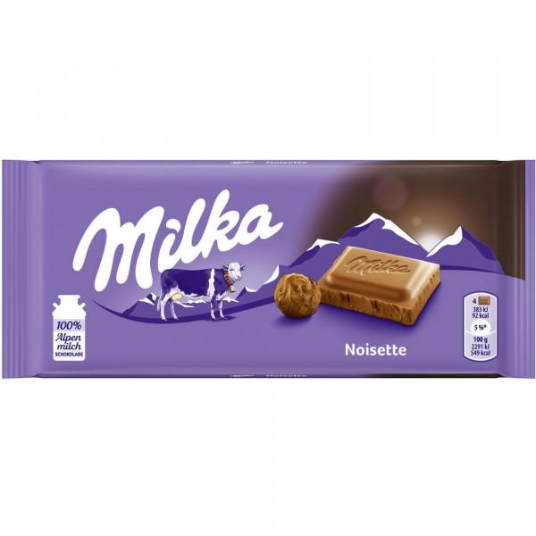 Tafelschokolade, Noisette