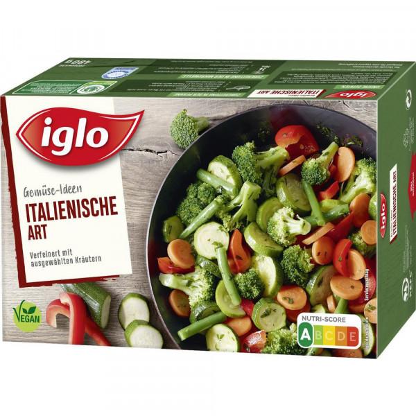 Gemüsepfanne Italienisch, tiefgekühlt
