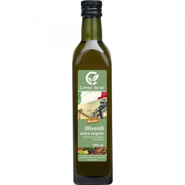 Bio Demeter Olivenöl, extra vergine