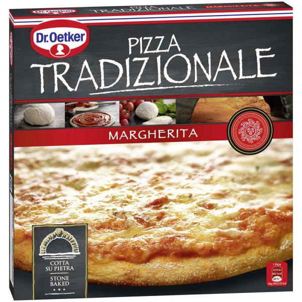 "Pizza ""Tradizionale"" Margherita, tiefgekühlt"
