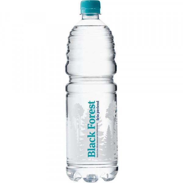 Mineralwasser, Feinperlig