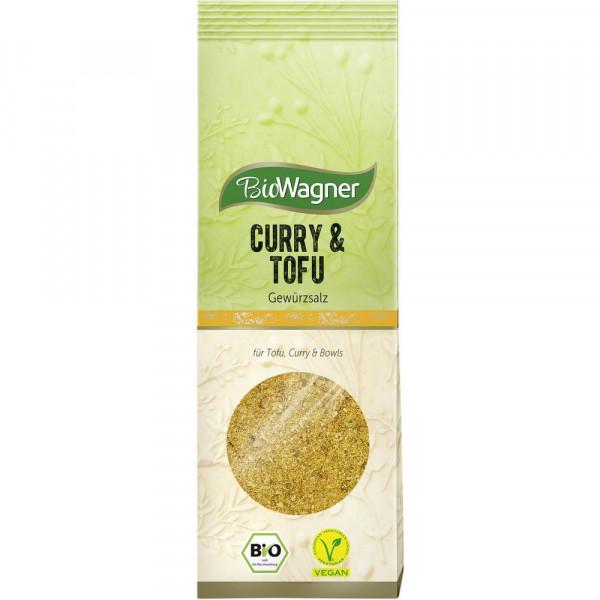 Bio Curry- & Tofu Gewürzsalz