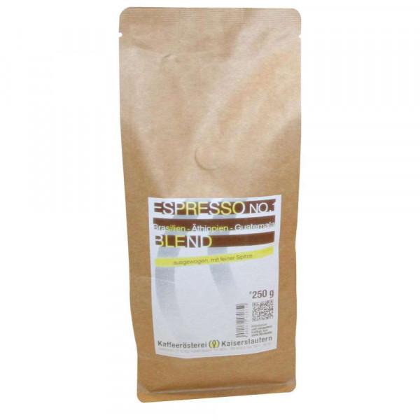 """Kaffee """"Brasilien Yellow Bourbon"""" gemahlen"""