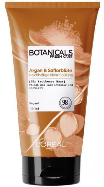 "Spülung ""Botanicals"", Argan- & Saflorblüte"