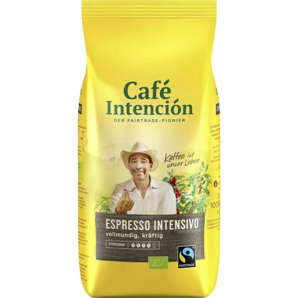 Bio Espresso, ganze Bohne