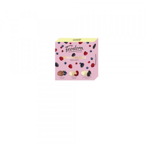 Mini Pralinés Fresh & Fruity