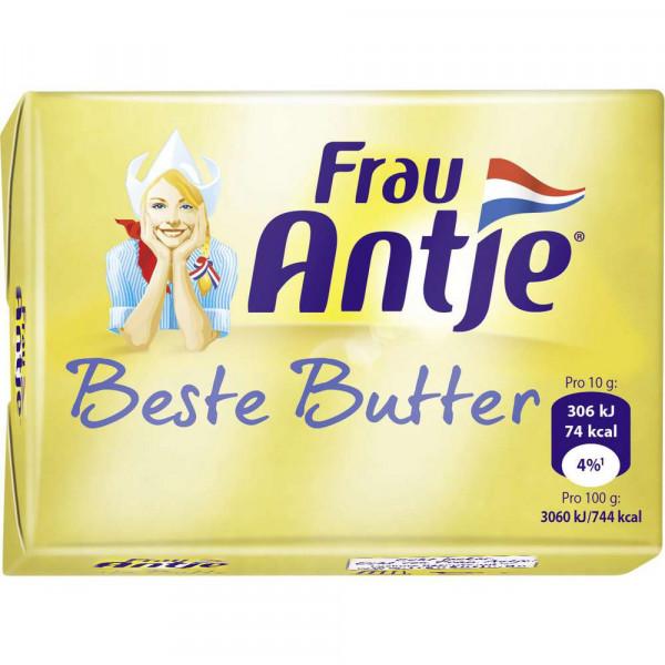 Mildgesäuerte Butter 82% Fett, Original