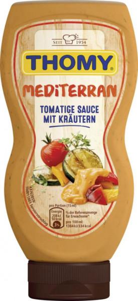 Mediterrane Sauce
