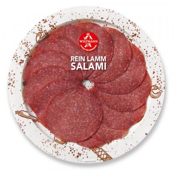 Lamm-Salami, rein