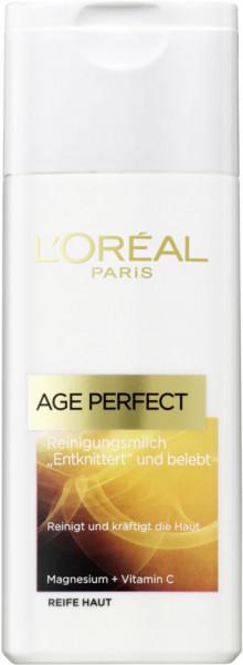 Dermo Age Perfect Reinigungsmilch