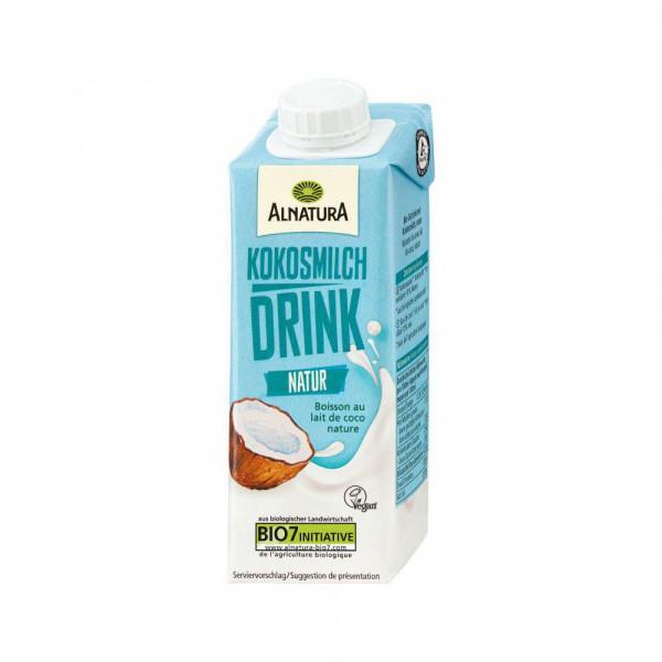 Kokosmilch-Drink, Natur