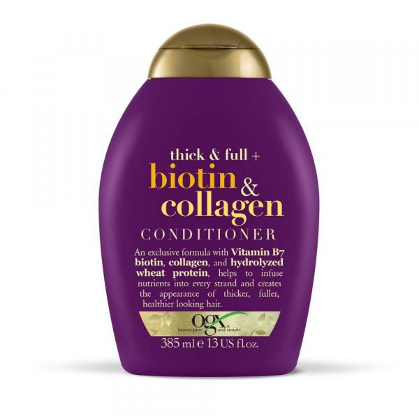 Conditioner, Biotin + Collagen